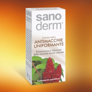 ANTIMACCHIE UNIFORMANTE - siero crema