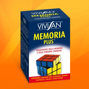 MEMORIA PLUS - stimolante memoria