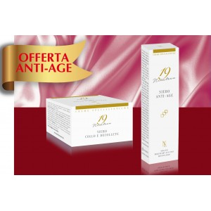 Cofanetto Bellezza Sieri Viso ANTI-AGE